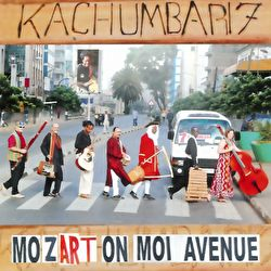 Kachumbari Seven - Mozart On Moi Avenue