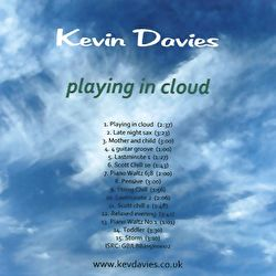 Kevin Davies - Playing In Cloud