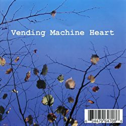 The Vending Machine Heart - Vending Machine Heart E.P.