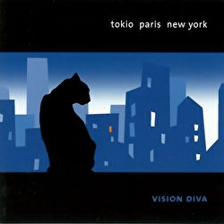Vision Diva - Tokio Paris New York